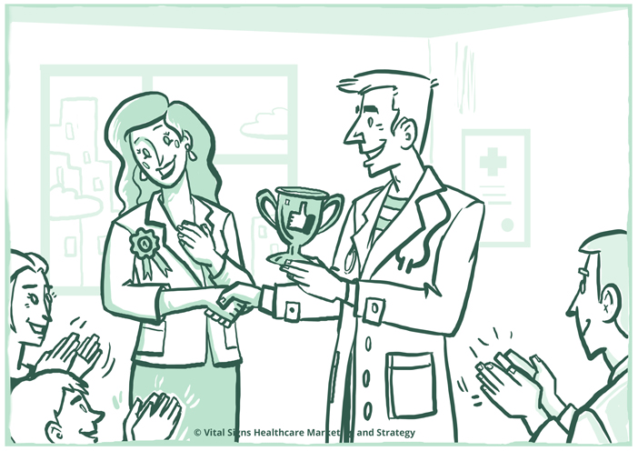 Recognition In Your Medical Practice